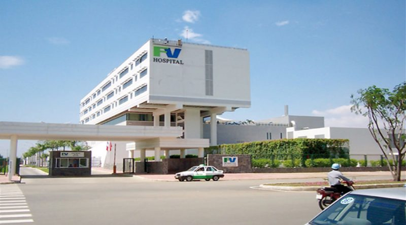 Bệnh viện Quốc tế Pháp Việt – Phú Mỹ Hưng