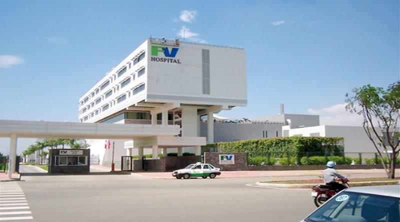 Bệnh viện Quốc tế Pháp Việt