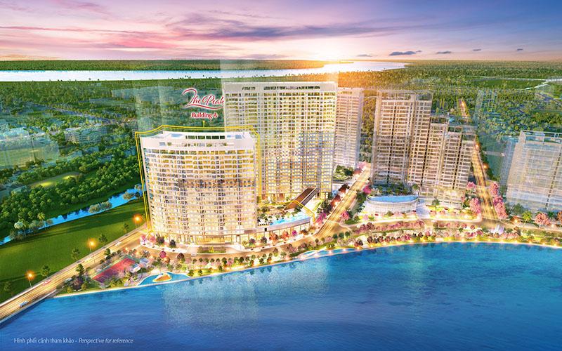 Dự án căn hộ The Peak là dự án căn hộ cao cấp nhất tại PMH