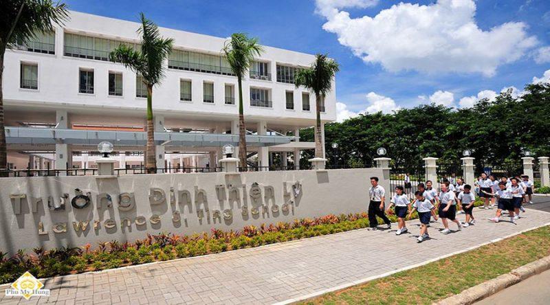 Trường Quốc tế Đinh Thiện Lý - Phú Mỹ Hưng