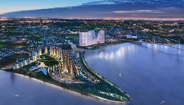 Cung đường Đào Trí quy hoạch tỷ đô tại Khu Nam HCM