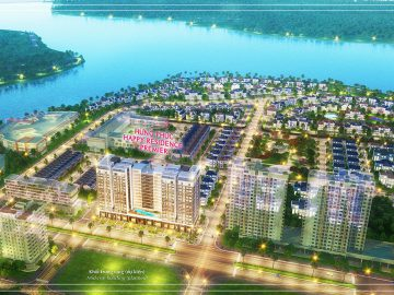 View nhìn tổng quan dự án Hưng Phúc Premier
