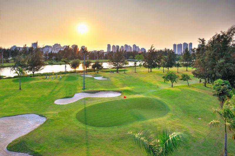 Sân Golf tại Phú Mỹ Hưng