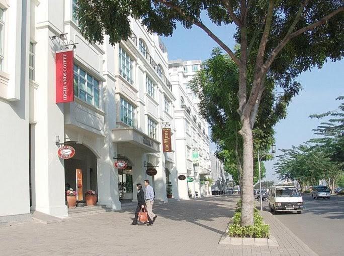 Shophouse tại tòa nhà KPMG đường Nguyễn Lương Bằng - Phú Mỹ Hưng
