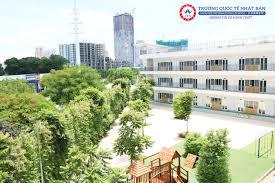 Trường Quốc tế Nhật Bản trong KĐT Phú Mỹ Hưng
