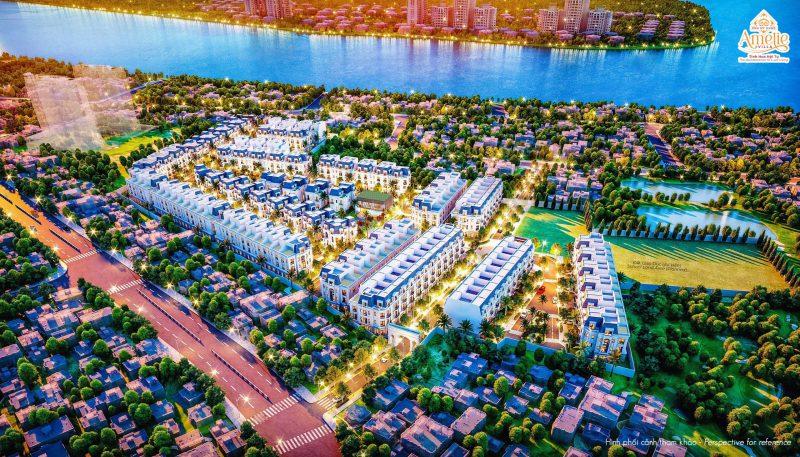 Phối cảnh dự án Biệt thự, Nhà phố Amelie Villa Phú Mỹ Hưng